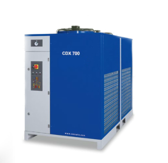 Refrigeration air dryres